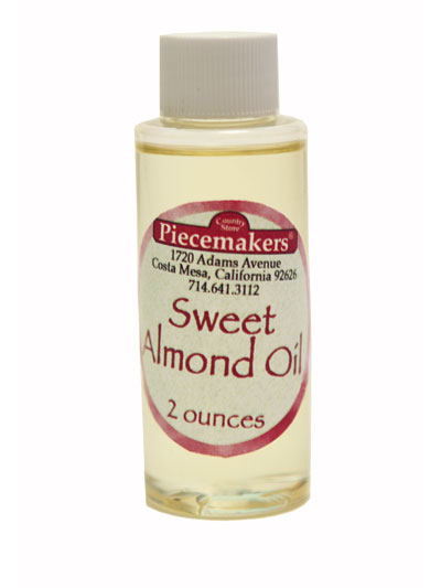 Sweet Almond Oil — 2 ounces