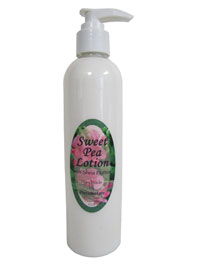 Sweet Pea Scented Lotion
