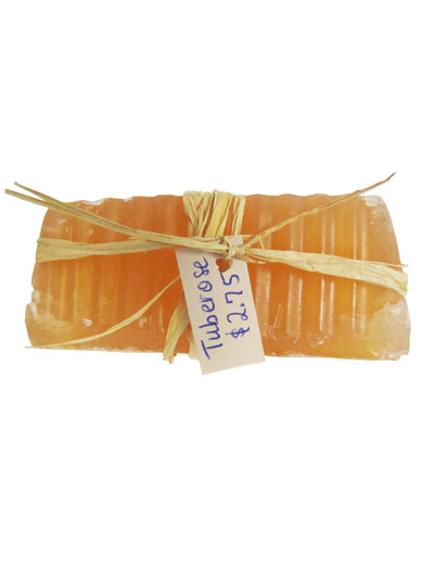Tuberose Scented Soap_MAIN