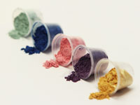 Soap Colorants in Matte and Pearlized Mica Colors — Sold by the 1/2 ounce