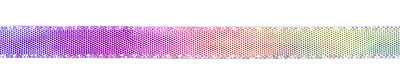 "Sparkle Edge Rayon Ribbon, 1/4"" - ""Sorbet"""
