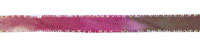 "Sparkle Edge Rayon Ribbon, 1/4"" - ""Tea Rose"""