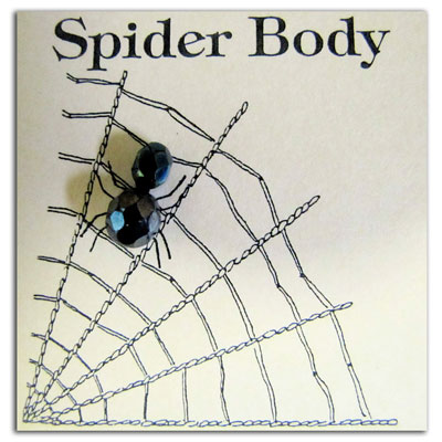 Black Spider Body