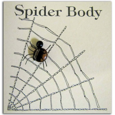 Brown Spider Body