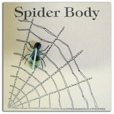 Green Spider Body