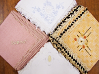 Vintage Napkins & Tea Towels