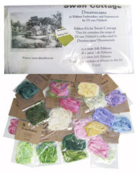 "Di van Niekerk ""Swan Cottage"" Ribbon Pack"