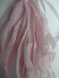 Thread Gatherer Hand-dyed Silk Ribbon, 4mm — Fairy Rose 084_THUMBNAIL