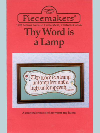 Thy Word is a Lamp_MAIN