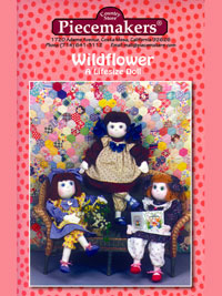 Wildflower --- A Life-Size Doll