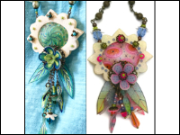 Fantasy Garden Necklace with Julie Haymaker