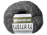 "Queensland Collection ""Uluru"" Yarn - color: 101, dye lot: 1603 - Greyhound"