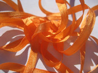 YLI Silk Ribbon, 4mm — 017 (persimmon)
