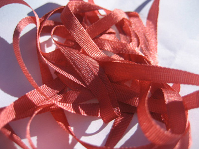 YLI Silk Ribbon, 4mm — 027 (victorian rose) MAIN