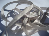 YLI Silk Ribbon, 4mm — 029 (pearl grey)_THUMBNAIL