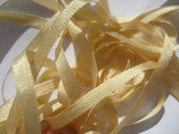 YLI Silk Ribbon, 4mm — 035 (wheat)