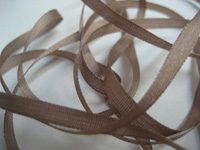 YLI Silk Ribbon, 4mm — 066 (London tan)