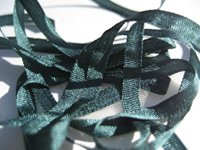 YLI Silk Ribbon, 4mm — 075 (alpine)