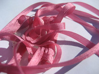 YLI Silk Ribbon, 4mm — 128 (primrose)