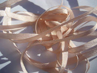 YLI Silk Ribbon, 2mm — 157 (light rose)