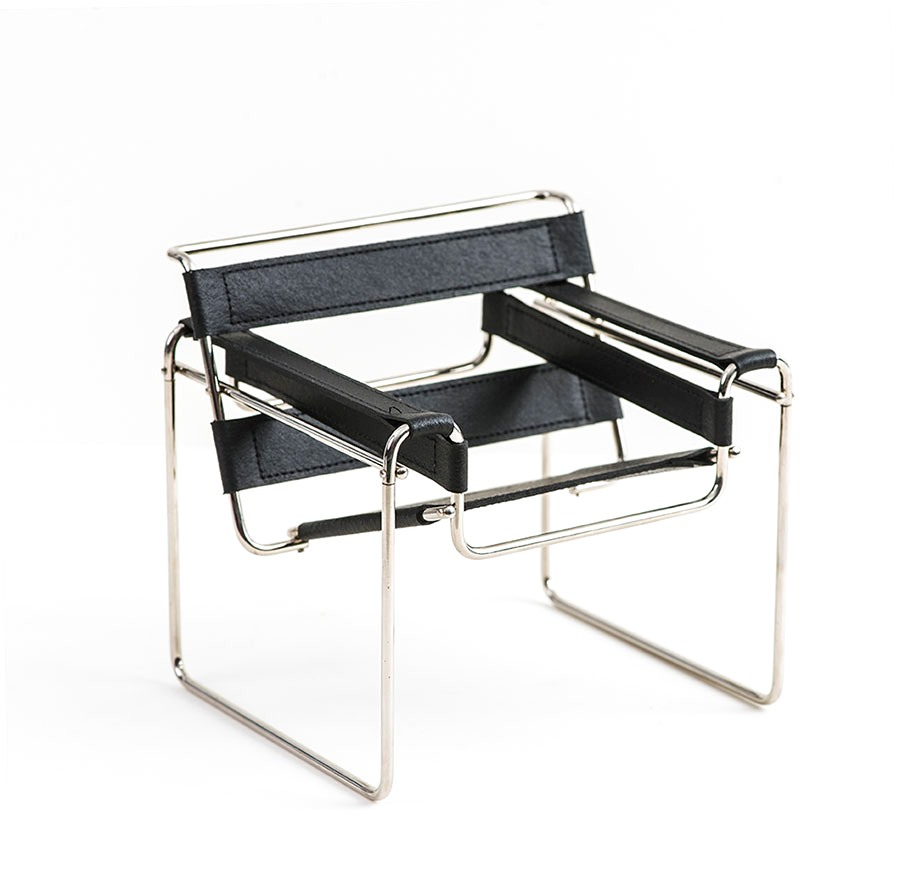 B3 wassily chair philip johnson glass house online store - Wassily chair price ...