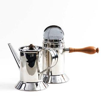 Neapolitan Coffee Maker Philip Johnson Glass House ...