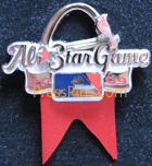 2009 St. Louis All Star Press Pin