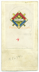 1941 Yankees Original Press Pin Artwork Mini-Thumbnail