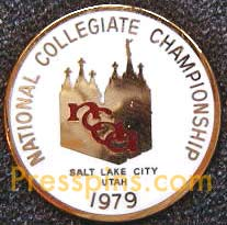 1979 NCAA Final Four Press Pin (Salt Lake City)_MAIN