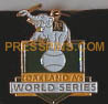1989 Oakland World Series Press Charm MAIN