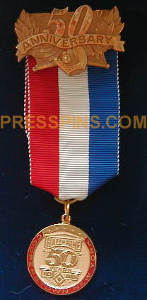 1989 50th Anniversary Ribbon MAIN