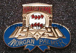 1990 Hall of Fame Press Pin