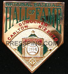 1994 Hall of Fame Press Pin