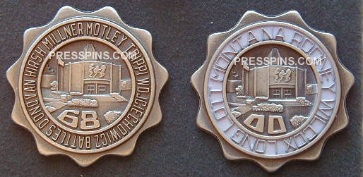 1968/2000 Pro Football Hall of Fame Press Pins_MAIN
