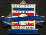 2005 Hall of Fame Press Pin