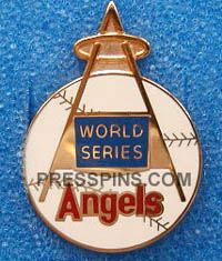 1979 California Angels World Series Phantom Press  MAIN