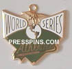 1990 Oakland World Series Press Charm MAIN