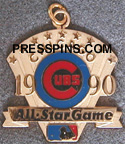 1990 Chicago Cubs All-Star MAIN