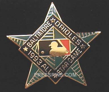 1993 Baltimore All-Star Press Pin_MAIN