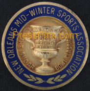 Sugar Bowl Classic Press Pin