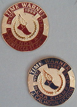 1999 Calhoun-Carnesecca Pin Set_MAIN