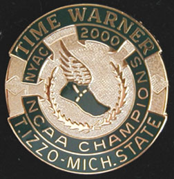 2000 Izzo-Michigan St. Pin