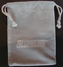 Presspin Drawstring Pouch