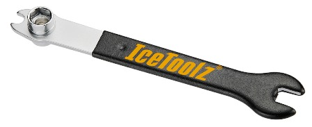 IceToolz Pedal & Axle Wrench