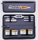 IceToolz Pro Shop Tap Set With Wrench