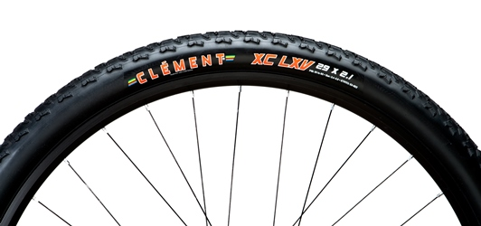 Clement LXV Tire