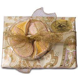 Signature Cookies Collection - Paisley