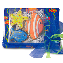 Signature Cookies Collection - Tropical Fish
