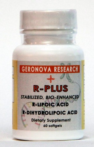 R-PLUS R-Lipoic Acid