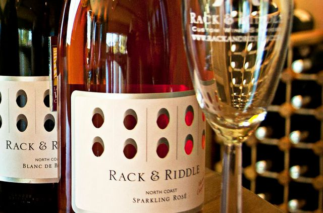 Rack & Riddle Sparkling Wine Club